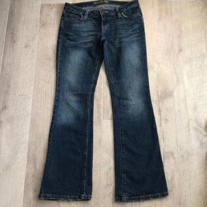 American Eagle 2P Stretch Skinny Flare Jeans